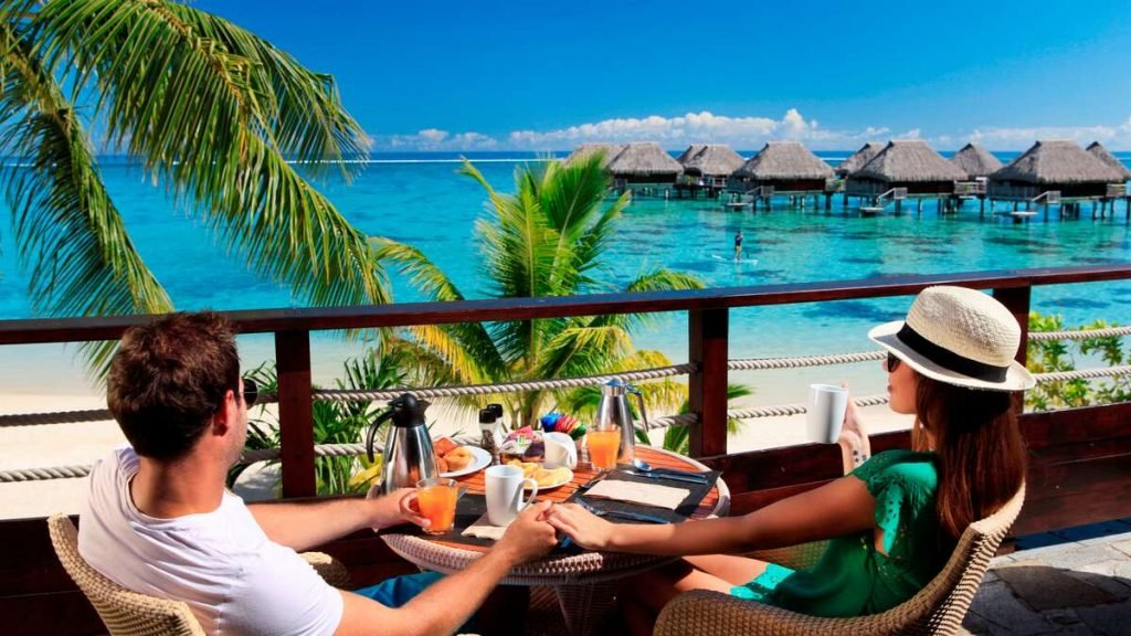 Hilton Moorea Lagoon Resort & Spa.