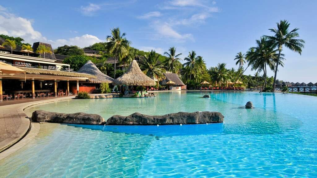 Intercontinental Tahiti.