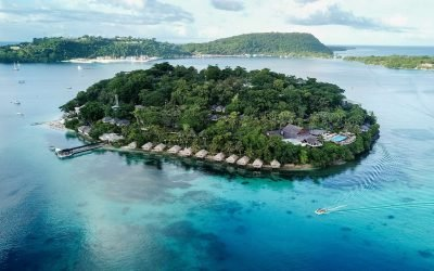 Iririki Island Resort
